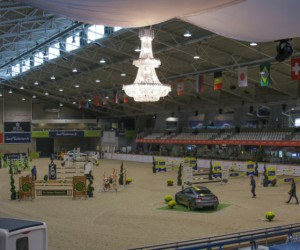 CSI 3* 2016 Indoor